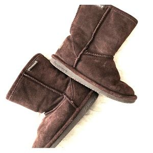 BearPaw Shearling lined boot